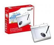 Tableta Digital Genius Para Diseno Mouse Easypen I60 Ac-2420