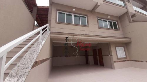Imagem 1 de 30 de Sobrado Com 3 Dormitórios À Venda, 220 M² Por R$ 1.300.000,00 - Parque São Domingos - São Paulo/sp - So0944
