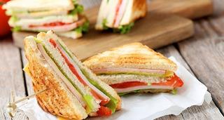 Receita De Sanduíche Gourmet