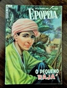 Epopéia 51 (ebal-1a Série-1956) - O Pequeno Rajá
