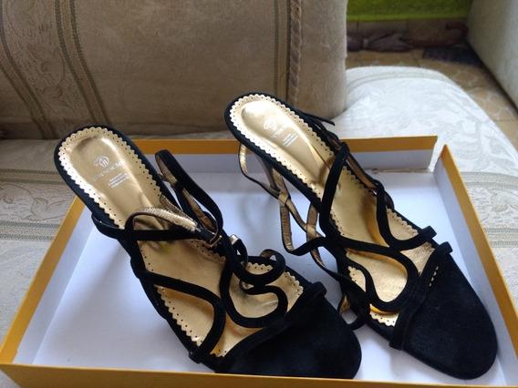Zapato Abierto Prada