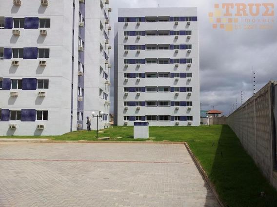 Apartamento Alto Com Vista Para O Mar - Ap0674