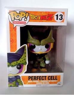 Funko Pop Dragon Ball Z 13 Perfect Cell Nuevo Magic4ever