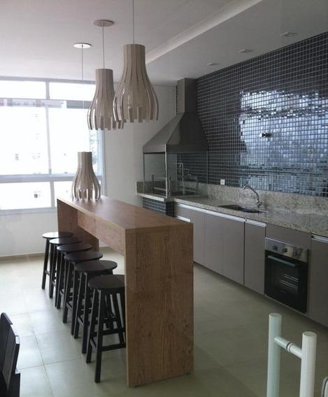 Condomínio Edificio Toledo Intelligent Living - 1 Dormitório - 1 Vaga - 43 M² A.u - Ap78v