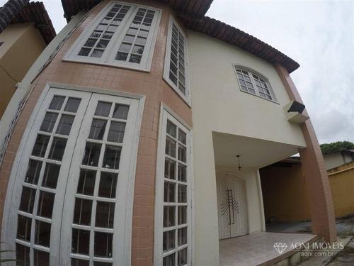 Imagem 1 de 30 de Casa Com 4 Dormitórios À Venda, 319 M² Por R$ 815.000,00 - Araçás - Vila Velha/es - Ca0061