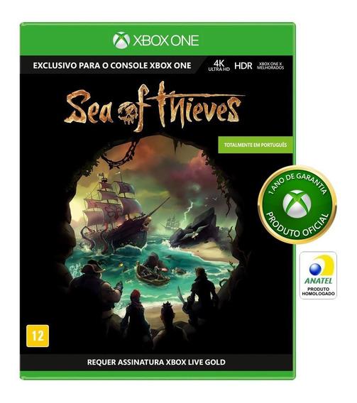 Game Microsoft Xbox One - Sea Of Thieves