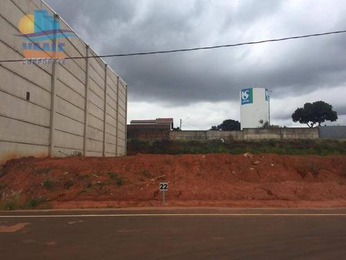 Imagem 1 de 13 de Terreno À Venda, 1100 M² Por R$ 510.000 - Jardim São Sebastião - Hortolândia/sp - Te0069