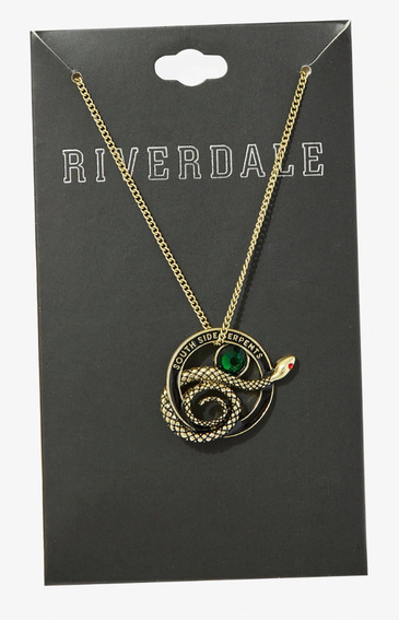 Collar Riverdale Southside Serpents Original Hottopic Dama