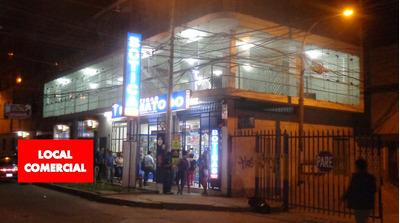 Se Alquila Local Comercial 180 Mt2 (gimnasio,restaurantes)
