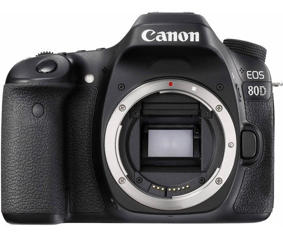 Canon 80d Lente 18-135 Is Usm Tactil Lcd Sup 70d 2019