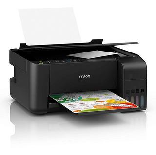 Impresora Multifuncion Epson L3150 Wifi Escaner Copia