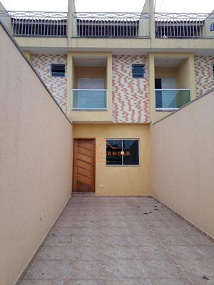 Sobrado Com 3 Dormitórios À Venda Por R$ 365.000 - Cidade Líder - São Paulo/sp - So0064
