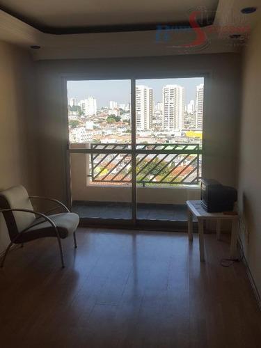 Imagem 1 de 10 de Apartamento Com 3 Dormitórios À Venda, 72 M² Por R$ 460.000,00 - Vila Formosa - São Paulo/sp - Ap0529
