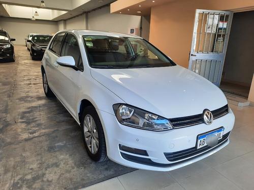 Volkswagen Golf 1.4tfsi Confortline Dsg Unico Dueño 2017
