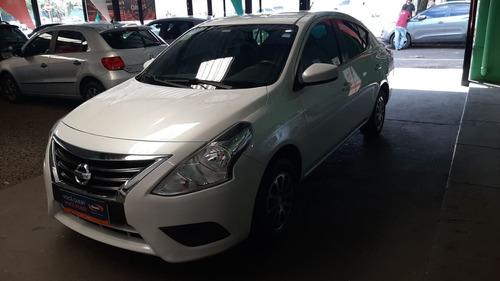 Nissan Versa 1.0 Branco 2016