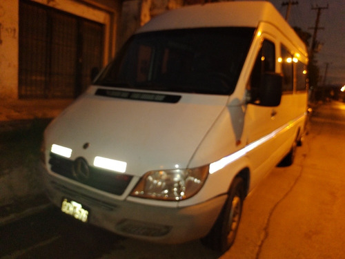 Mercedes-benz Sprinter 2.5 313 Combi 3550 15+1 2007