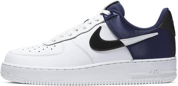 Zapatillas Nike Air Force 1 07 Lv8 Nba Blue/white