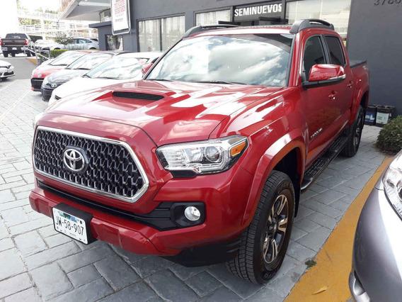 Toyota Tacoma 2019 4p Trd Sport Ed. Esp. V6/3.5 Aut 4x4