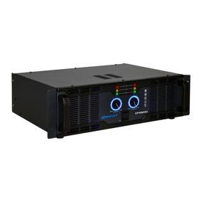Amplificador De Potência Oneal Op 8602 1000wrmw Em 2omhs