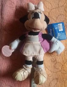Peluche Minnie Mousetenista Disney