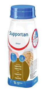 Supportan Drink Capuchino Suplemento Dietario Pack X 24