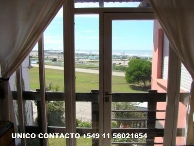 Departamento Y Loft Frente Al Mar -p. Mogotes- Mar Del Plata
