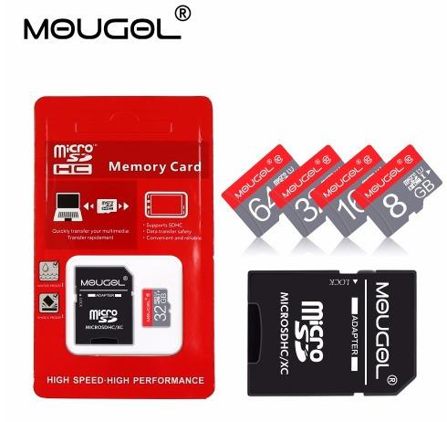 Kit C/ 2 Cartão De Memória 32gb Micro Sd Classe 10 Sdhc