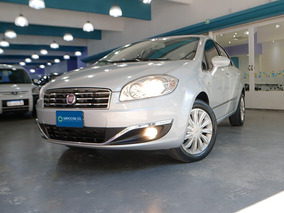 Fiat Linea 2015 Absolute Dualogic Impecable Y Original