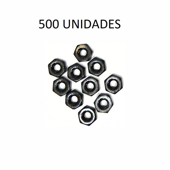 Porca 5/32 Comum 143 (500 Unidades) Permak