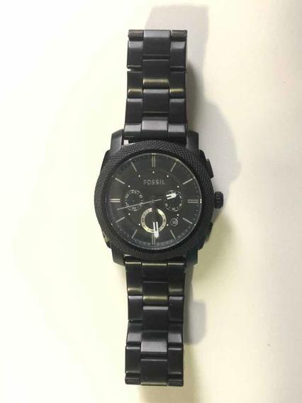 Relógio Fóssil Fs 4552 Black