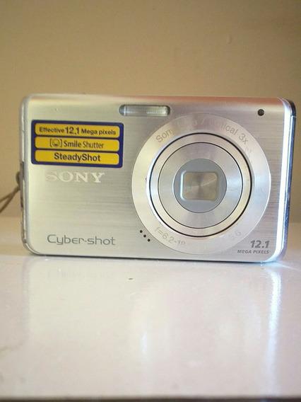 Câmera Digital E Filmadora Sony