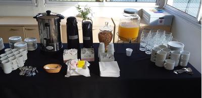 Coffee Break, Alquiler De Cafeteras, Termos Y Dispenser Bebi