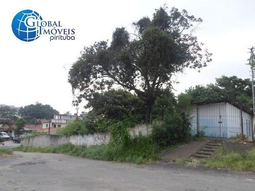 Venda Terreno São Paulo Jardim Santa Mônica - T16