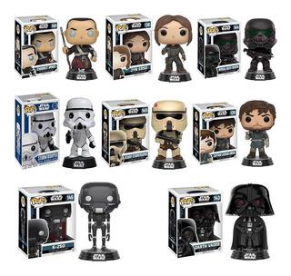 Funko Pop Star Wars Figura Juguetes Darth Vader Y Luke Skywa