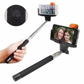 Pau De Selfie Bastão Monopod Z07-5 Preto