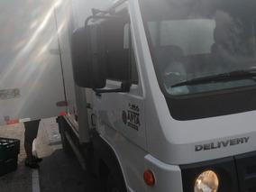 Vw 9.160 E Delivery Com Baú Refrig 2018 Refrig -20 Graus
