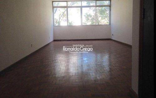 Apartamento Á Venda Com 3 Dorms, Campos Elíseos - R$ 848 Mil - V4372