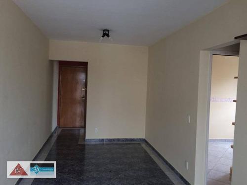 Imagem 1 de 30 de Apartamento Com 2 Dormitórios Para Alugar, 68 M² Por R$ 1.400,00/mês - Tatuapé - São Paulo/sp - Ap6078