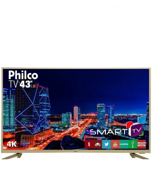 Smart Tv Led 43 Philco Ultra 4k