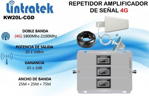 Amplificador De Señal Celular 4g