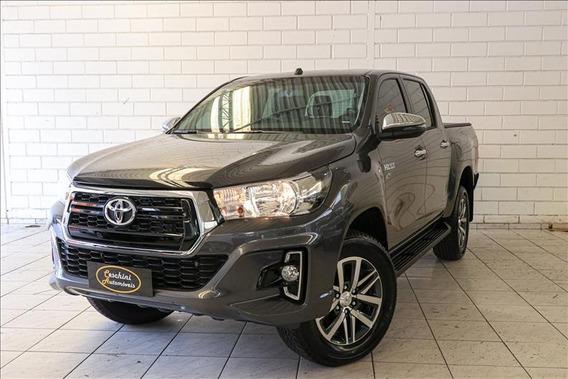 Toyota Hilux 2.7 Srv 4x2 Cd 16v