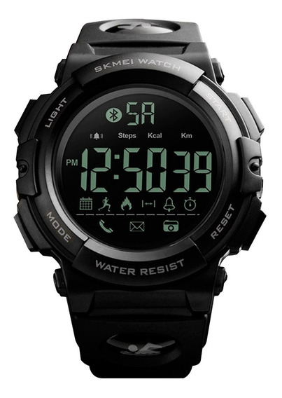 Smartwatch Skmei Bluetooth Digital Notificador Móvil Mensaje
