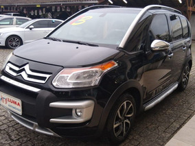 Citroen C3 Aircross Exclusive 1.6 16v Flex Aut. 2013
