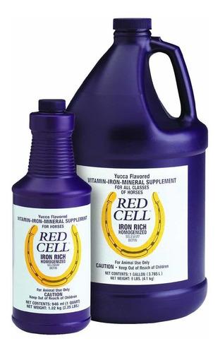 Polivitaminico Red Cell Galón