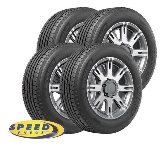 Kit Com 4 Pneus Michelin 265/75r16 123/120r Aro 16 X® Lt A/s