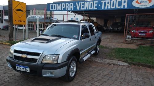 Imagem 1 de 7 de Chevrolet S10 2011 2.8 Rodeio Cab. Dupla 4x4 4p