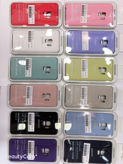 Capa Case Silicone Cover Original Sumsung Galaxy S9 5.8