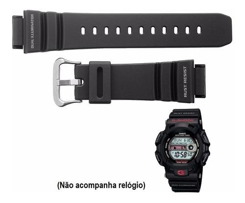 Pulseira Casio G-9100 Gw-9100 Gulfman Original G-shock G9100