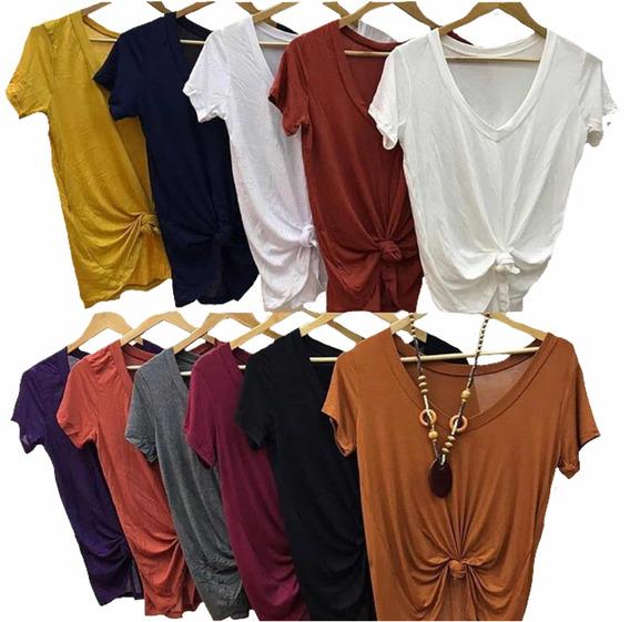 Camiseta Feminino Shirt Podrinha Varias Cores P M G