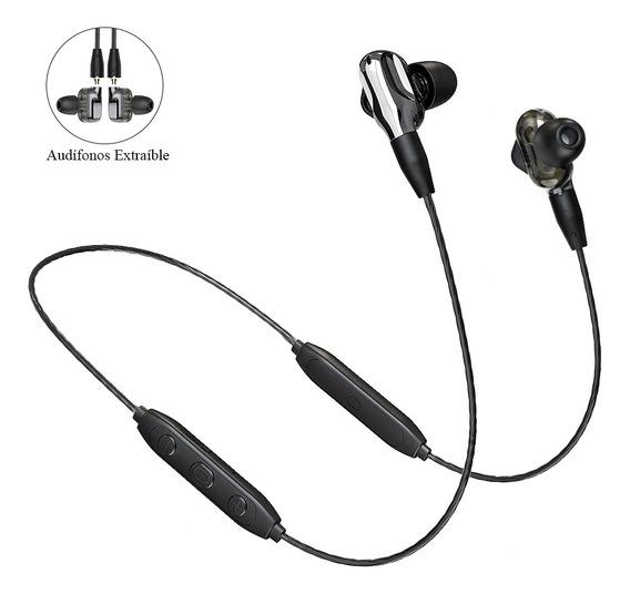 Fone De Ouvido Bluetooth Intra-auricular Mmcx Langsom Bd35 E